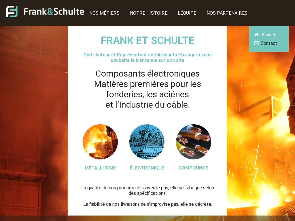 Frank Et Schulte