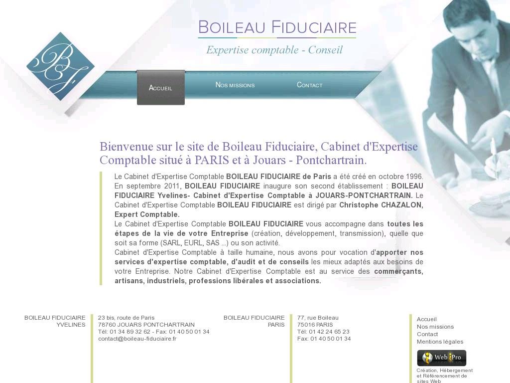 Boileau Fiduciaire