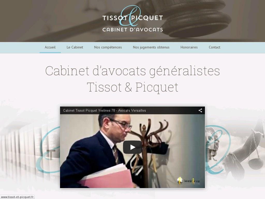 Tissot et Picquet