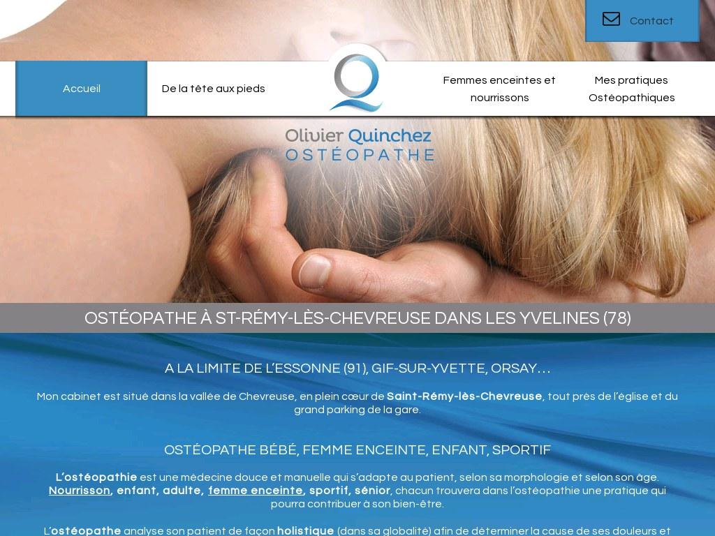 Quinchez Osteopathe