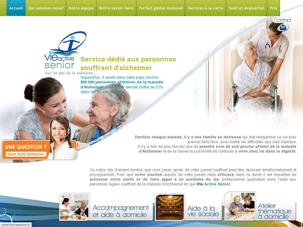 Vie Active Senior